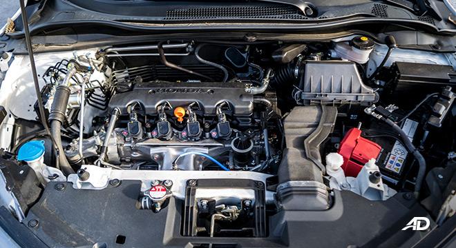 honda hr-v review road test engine gasoline