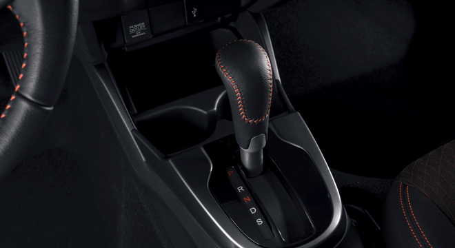 Honda Jazz 2018 shift stick