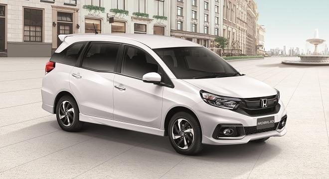 Honda Mobilio 2018