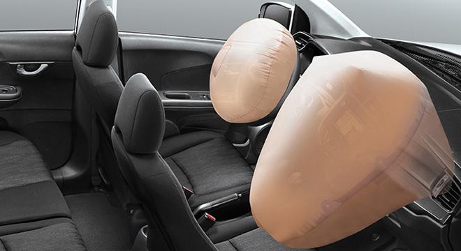 Honda Mobilio 2018 airbag