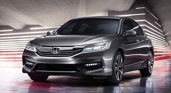 Honda New Accord 2018