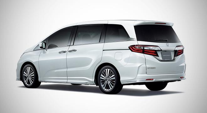 Honda Odyssey 2018 rear