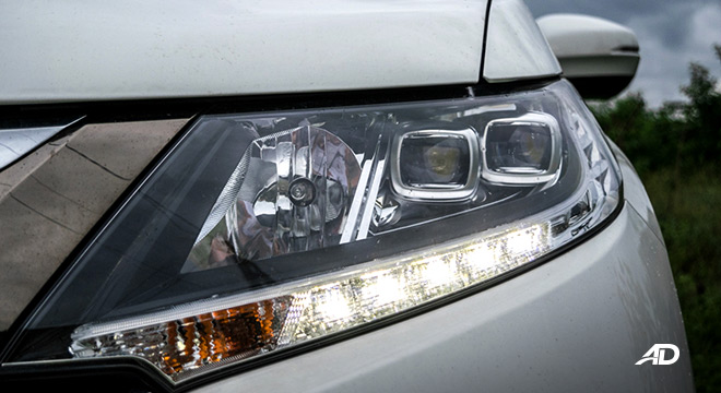 honda odyssey review road test led headlights exterior philippines