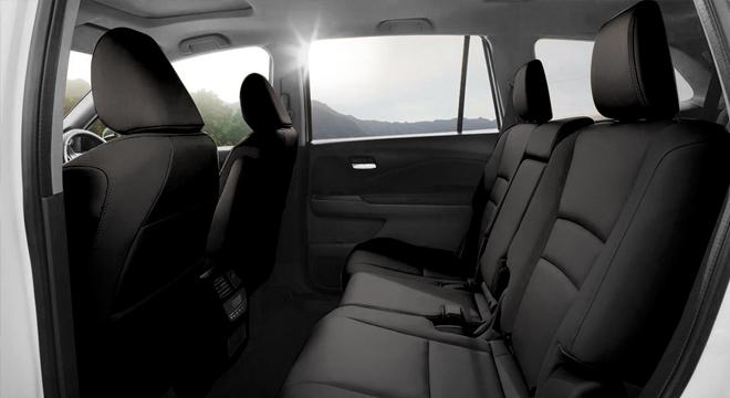 Honda Pilot 2018 seats