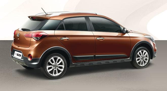 Hyundai i20 Cross Sport