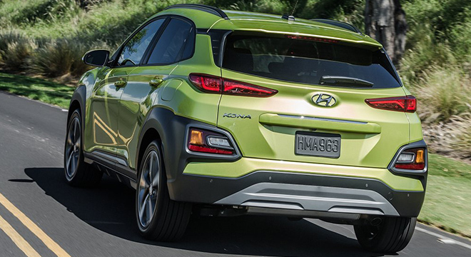Hyundai Kona 2 0 GLS AT 2019, Philippines Price & Specs | AutoDeal
