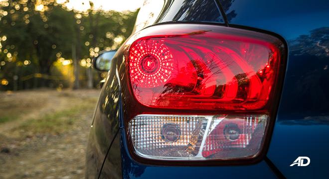 hyundai reina road test exterior taillights philippines