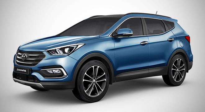 Hyundai Santa Fe 2018 2.2 CRDi