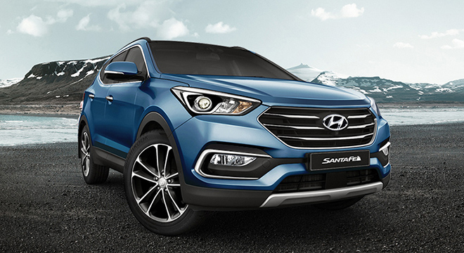 hyundai santa fe 2018 philippines price specs autodeal. Black Bedroom Furniture Sets. Home Design Ideas