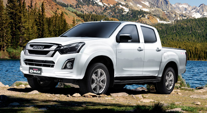 isuzu d max 2018 philippines price specs autodeal. Black Bedroom Furniture Sets. Home Design Ideas