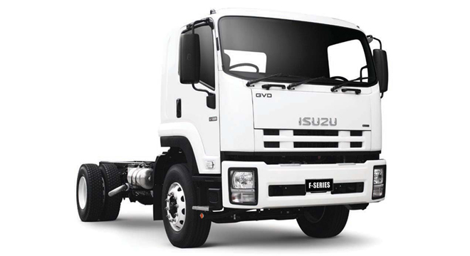 Isuzu F-Series 2018 brand new