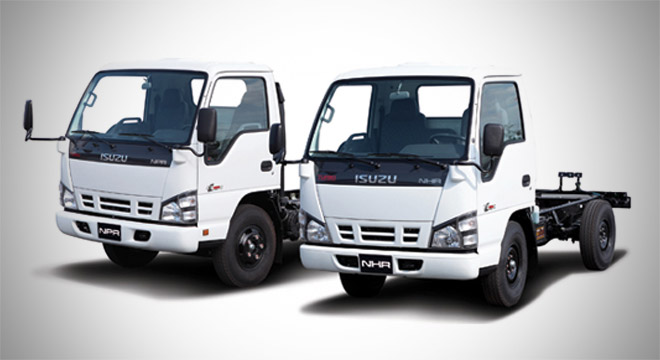 Isuzu N-Series 2018 brand new