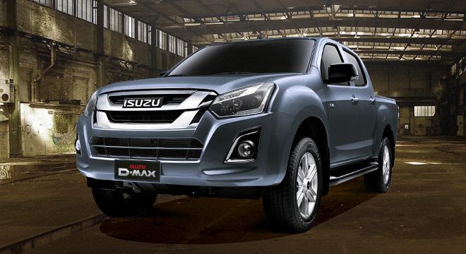 Isuzu New D-MAX