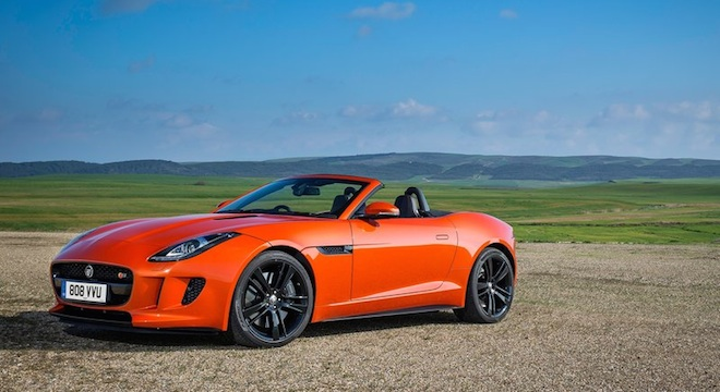 Jaguar F-Type Convertible 2018 Philippines brand new