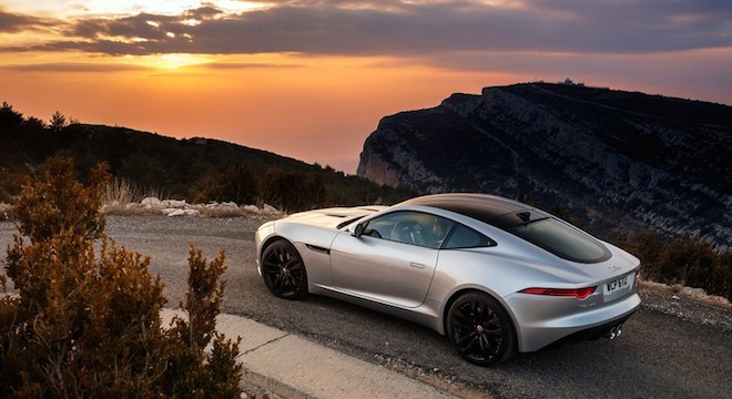 Jaguar F-Type Coupe 2018 Philippines brand new