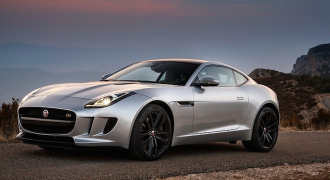 Jaguar F-Type Coupe 2018 Philippines metallic gray