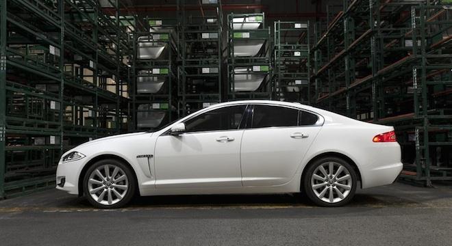 Jaguar XF 2018 Philippines brand new