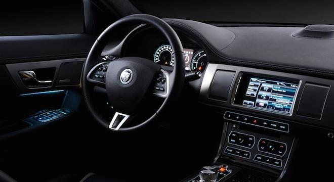 Jaguar XF 2018 Philippines interior