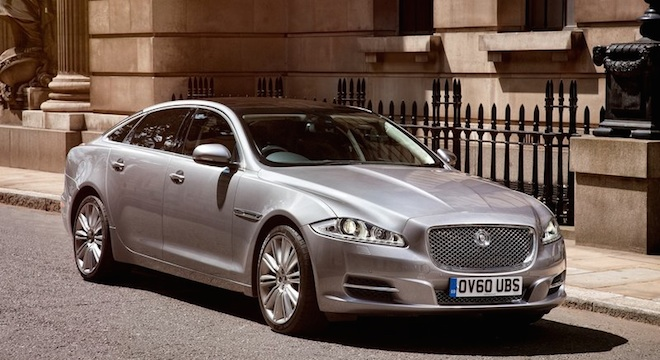 Jaguar XJ 2018 Philippines brand new
