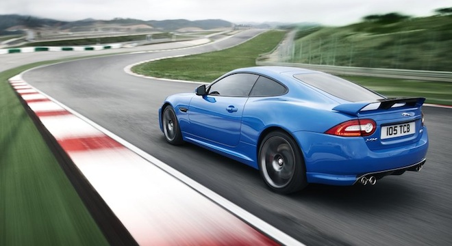 Jaguar XK Coupe