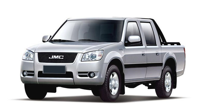 JMC Hunter 2018 Philippines Pickup