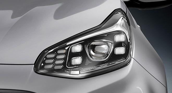 Kia Sportage Philippines LED headlamps