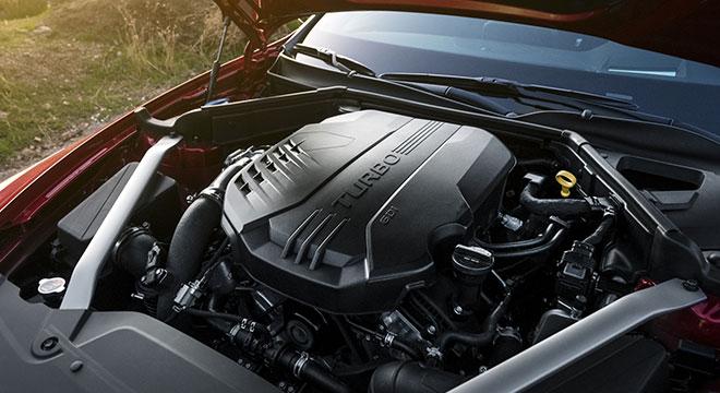 Kia Stinger Philippines engine