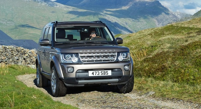 Land Rover Discovery4 2018