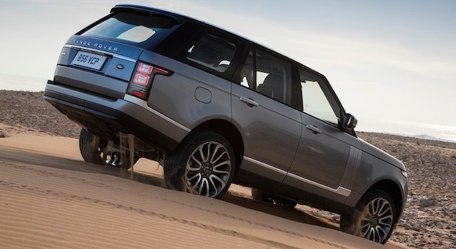 Land Rover Range Rover 2018 rear