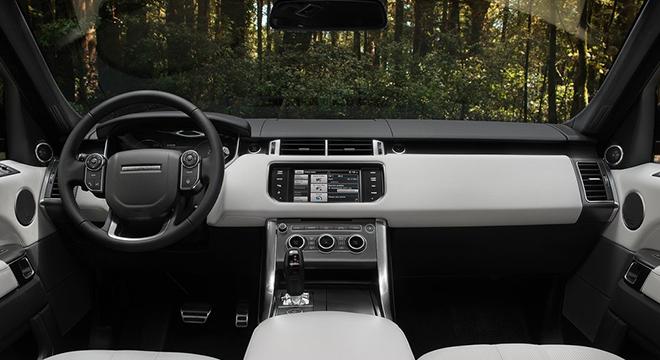 Land Rover Range Rover Sport 2018 interior