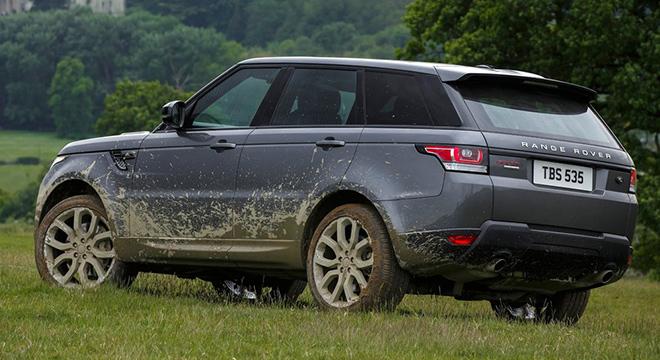 Land Rover Range Rover Sport 2018 rear