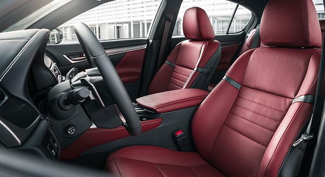 Lexus GS 2018 interior