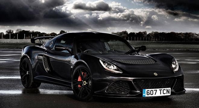 Lotus Exige 2018 front