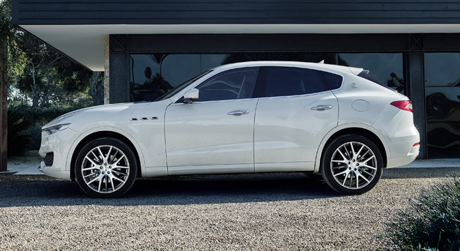 Maserati Levante 2018 Philippines