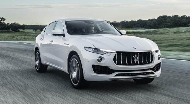 Maserati Levante 2018 Philippines white