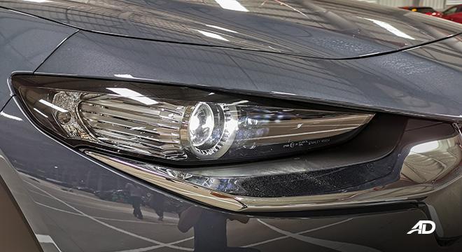 mazda cx-30 beauty shot led headlights exterior