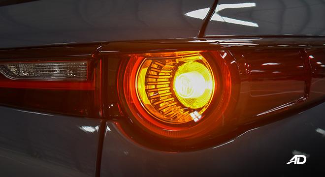mazda cx-30 beauty shot led taillights exterior