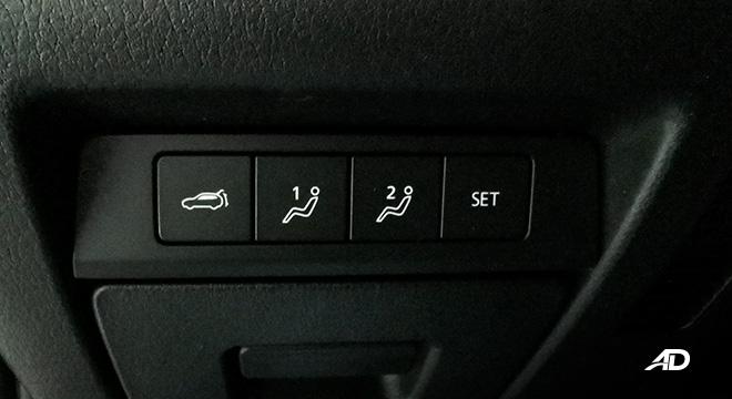 mazda cx-30 beauty shot memory seats interior