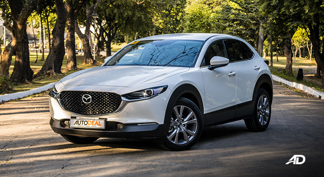 mazda cx-30 review road test beauty shot exterior philippines