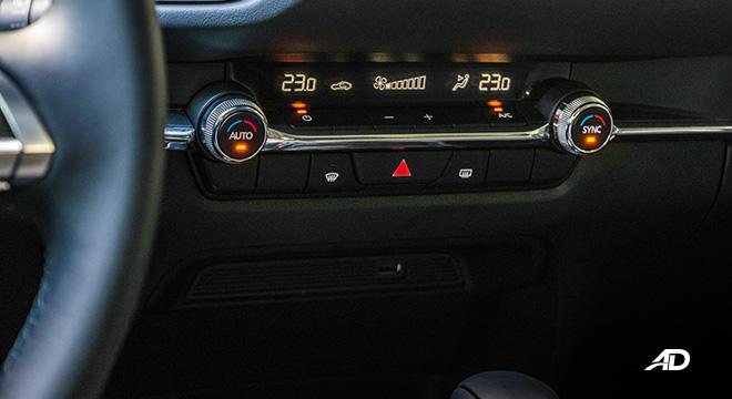 mazda cx-30 review road test climate control interior philippines