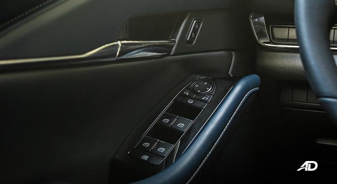 mazda cx-30 review road test door controls interior philippines