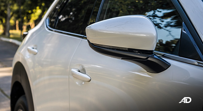 mazda cx-30 review road test side mirror exterior