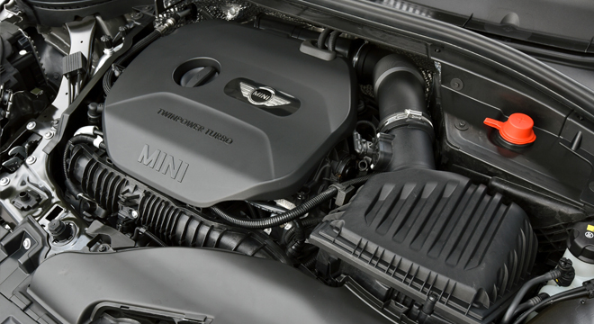Mini Clubman 2018 Philippines engine
