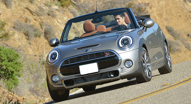 Mini Convertible 2018 Philippines luxury car