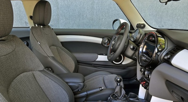 Mini Cooper 2018 Philippines interior