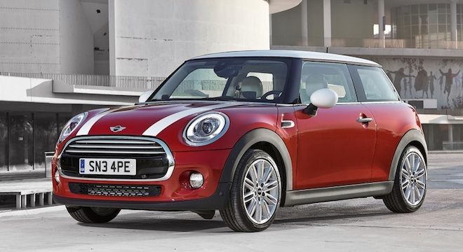 Mini Cooper 2018 Philippines red