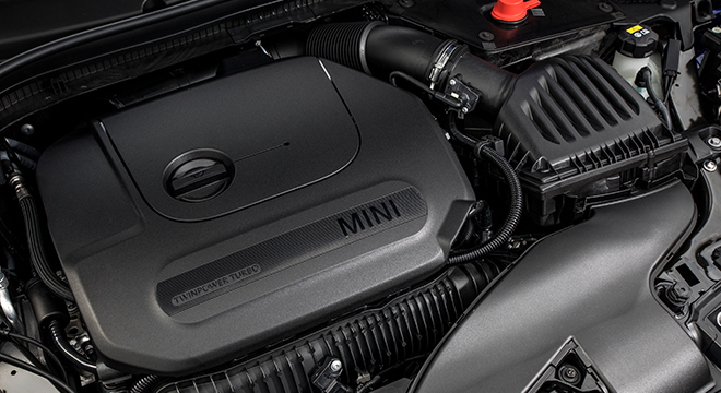 MINI Cooper Convertible 2018 engine