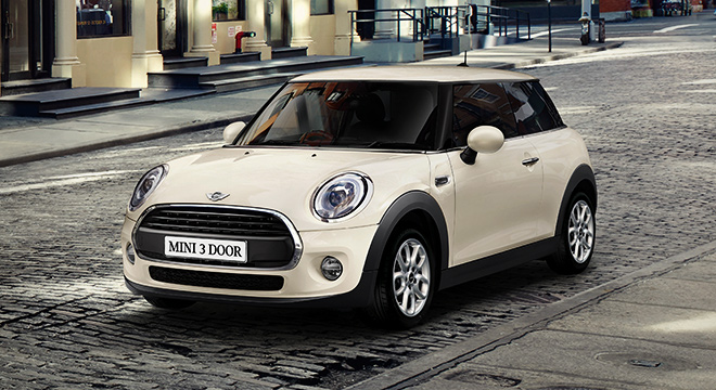 Mini One 2018 Philippines brand new white
