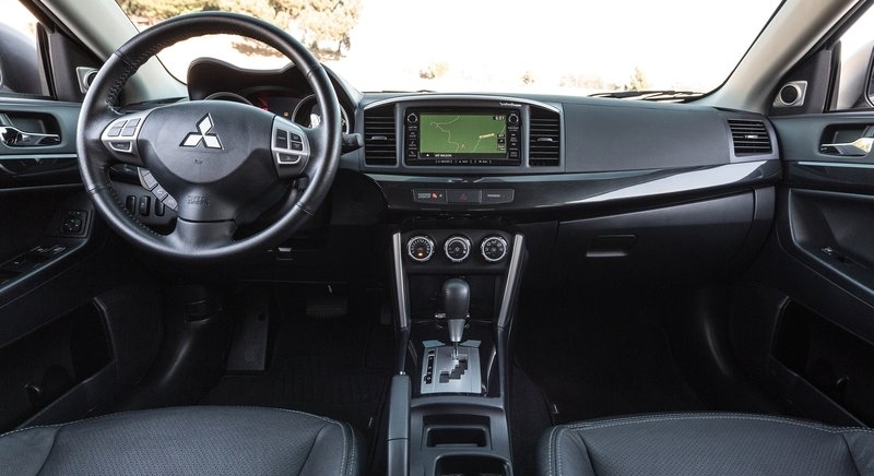 Mitsubishi All-New Lancer EX