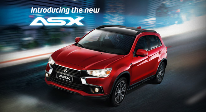mitsubishi asx 2019 philippines price specs autodeal. Black Bedroom Furniture Sets. Home Design Ideas